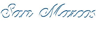San Marcos Mexican Restaurant Logo